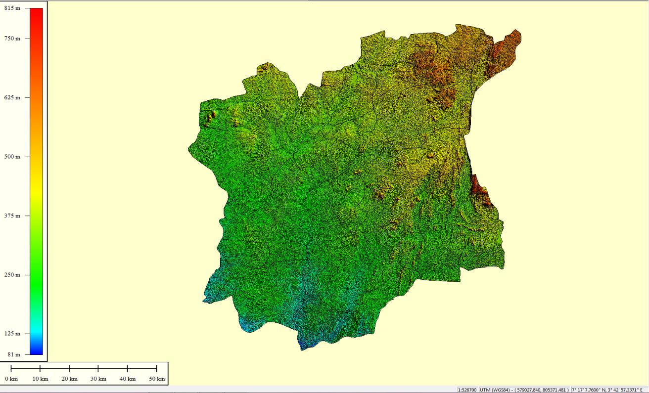 Digital-Terrain-Model-(DTM)-of-Osun-State